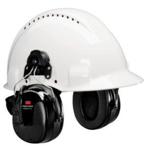 Peltor HRXS220P3E Worktunes PRO, kypäräkiinnitys