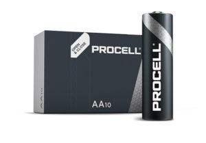 Duracell Procell teollisuusparistot AA 10kpl