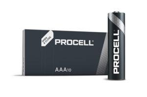 Duracell Procell teollisuusparisto AAA 10kpl