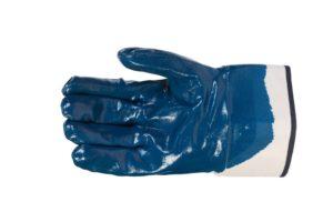 ArcticS sininen nitriilipinnoitettu suojakäsine