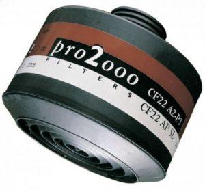 SCOTT PRO 2000 A2P3 SUODATIN
