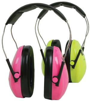 3M Peltor Kid, H510AK, Neon Pink