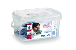 Moldex 7000 Valmispakkaus A1B1E1K1P3 R Koko M
