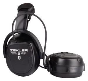 Zekler Streaming-kuulonsuojain 412SH kypär.