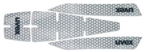 Uvex Pheos heijastinsarja Uvex-kypärään