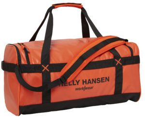HH Varustelaukku Duffel Bag 50l oranssi