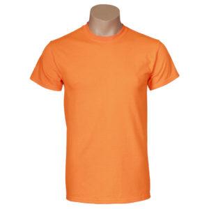 Tpaita Gildan oranssi