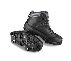 Devisys Ice-Blade liukueste kengän pohjaan
