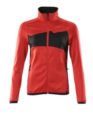 Mascot Naisten fleecepusero punainen